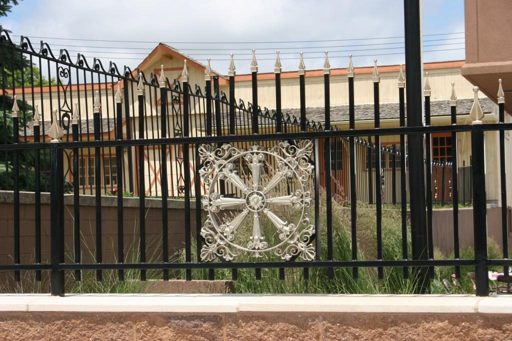 Amerifence Corporation Wichita Custom Iron Gate Fencing