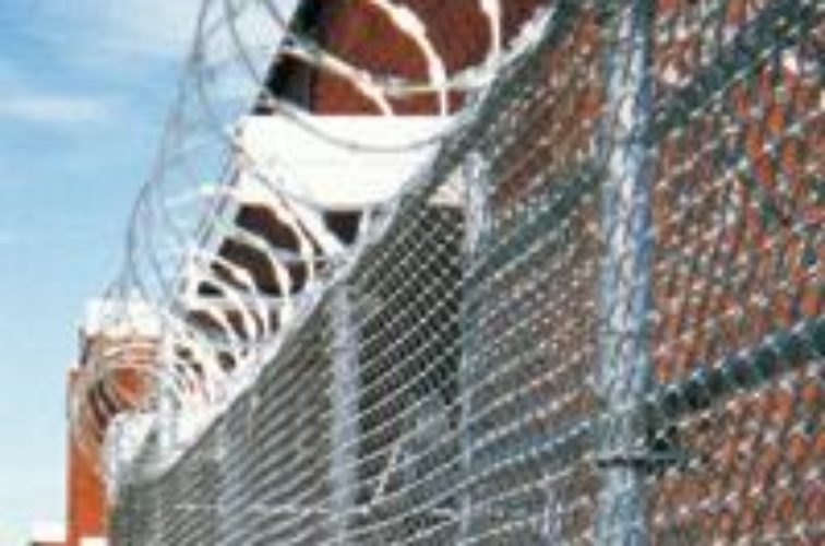 AmeriFence Corporation Wichita - High Security Fencing, 2106Concertina wire