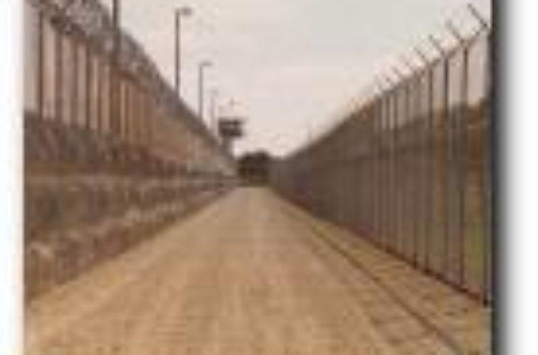 AmeriFence Corporation Wichita - High Security Fencing, 2109 Prison Fence Deadman Zone
