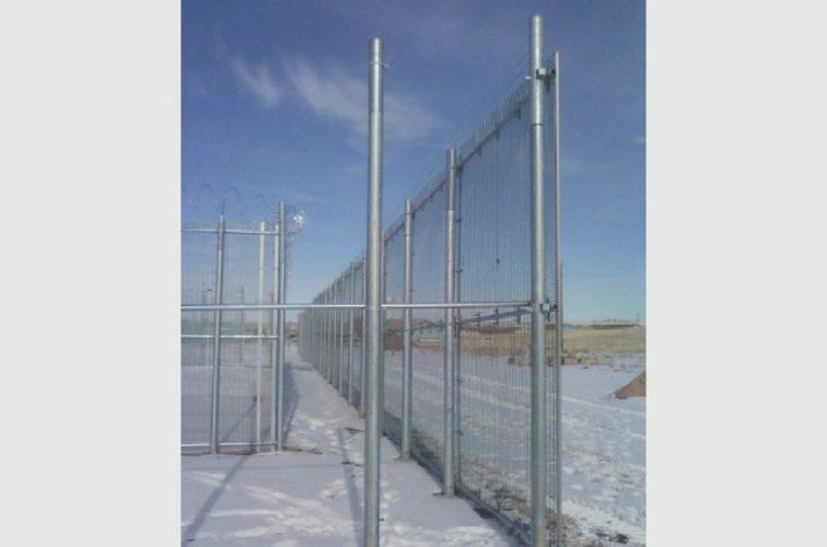 AmeriFence Corporation Wichita - High Security Fencing, Anti-Climb Mesh