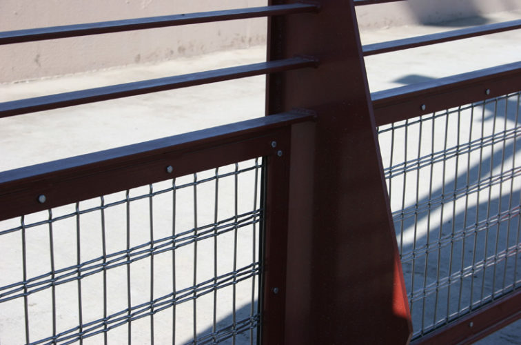 AmeriFence Corporation Wichita - Custom Railing, Vine 1