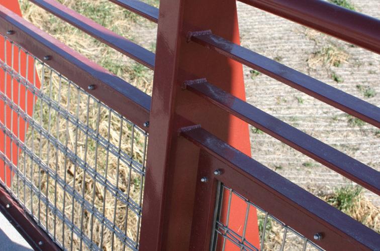 AmeriFence Corporation Wichita - Custom Railing, Vine 15