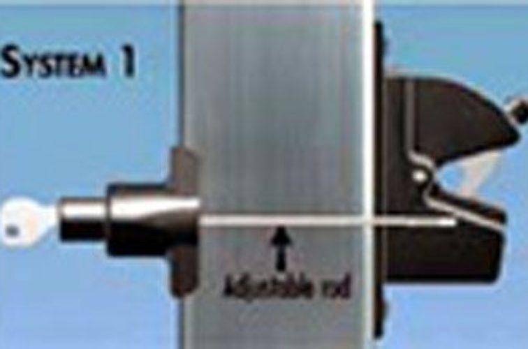 AmeriFence Corporation Wichita - Accessories, Lokk Latch System 1-Ornamental steel fence