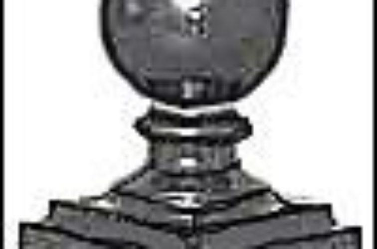 AmeriFence Corporation Wichita - Accessories, Ornamental Ball Cap-Ornamental Fence